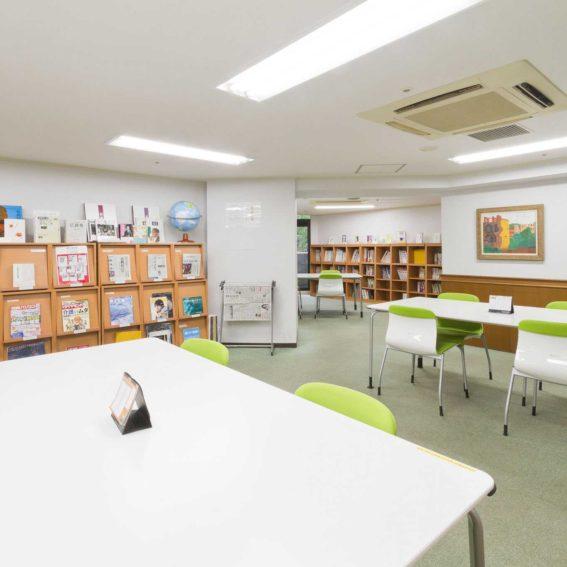 勉強室・図書室