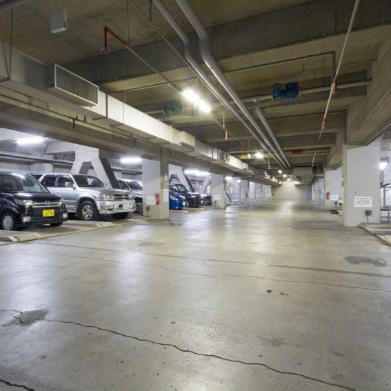 駐車場・駐輪場・自転車置き場